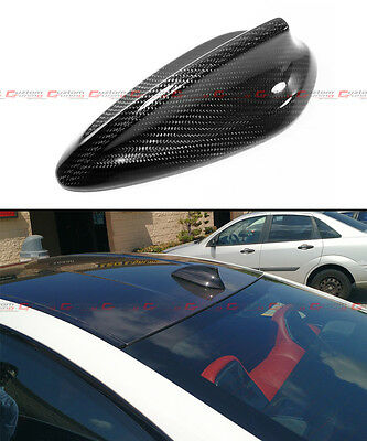 Direct Add On Real Carbon Fiber Cap Cover For OEM BMW F80 F82 M3 M4 Antenna