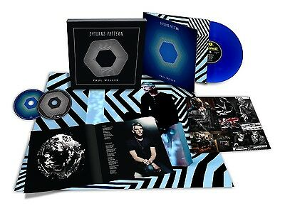 Paul Weller - Saturns Pattern (Deluxe Box)  Vinyl Lp + Dvd + Cd New