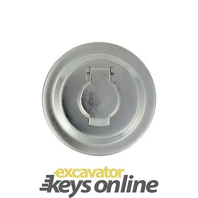 New John Deere Excavator Fuel Cap Part No AT321249