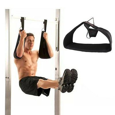 Pellor High Quality Gym Hanging Ab Straps With Quick Locks Fitness Sling Straps