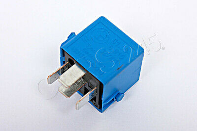 Genuine BMW X5 Z3 528i 330i 750i M6 650i BMW Relay Sky Blue 4-Prong 61366915327