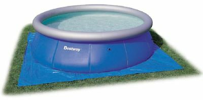 Bestway Pool Ground Cloth - Blue - 9ft / 11ft / 13ft