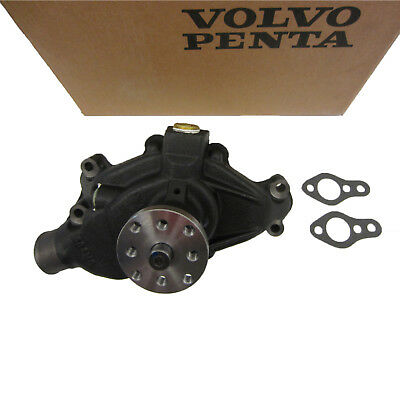 Volvo Penta New OEM Circulation Water Pump Assembly 3853850 V8 5.0L 5.7L