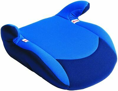 New Universal Car Child Booster Seat Cushion 15-36Kg 3-12 Years In Pink Or Blue