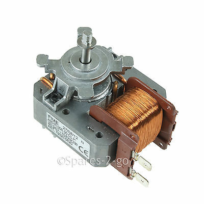 SMEG Main Oven Cooker Fan Motor Unit Genuine Replacement Spare Part