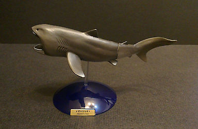 RARE Kaiyodo Takara NHK Deep Sea Megamouth Shark Figure