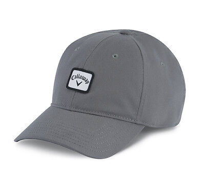 NEW Callaway 82 Label Gray Fitted S/M Golf Hat/Cap