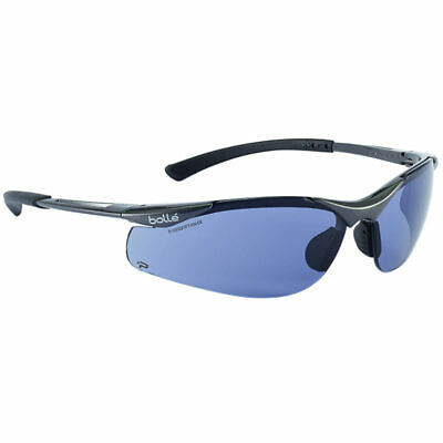 Bolle Contour Safety Shooting Glasses Sunglasses Smoke Grey Lens CONTPSF NEW