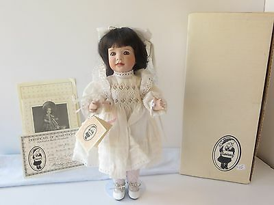 Wendy Lawton Doll Grave Alice of The Childrens Hour Number 317/500 MIB
