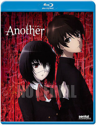 Another: Complete Collection [2 Discs] Blu-ray Region A