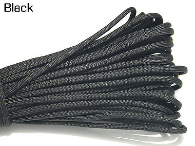 550 Paracord Parachute Cord Lanyard Mil Spec Type III 7 Strand Core 50 FT #16