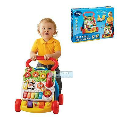 Vtech First Steps Baby Activity Toy Walker