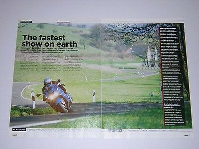 Kawasaki ZZR1400 First Ride Road Test from 2006 - Original article