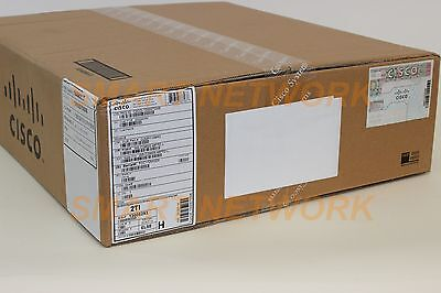 NEW Cisco WS-C2960S-48FPD-L Catalyst 2960-S Series GE Switch FAST SHIPPING