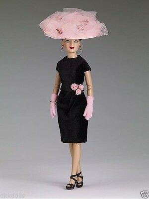 "2013 Tonner Garden Club Luncheon Tiny Kitty Collier hand paint 10"" Fashion Doll"