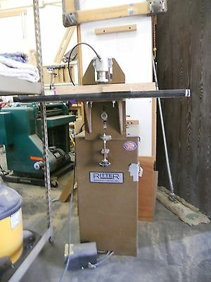 Ritter R130 Single Spindle Horizontal Borer Boring machine, local pickup only