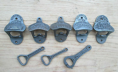 Cast iron Vintage rustic style Collectable Wall mounted Beer Bottle Opener