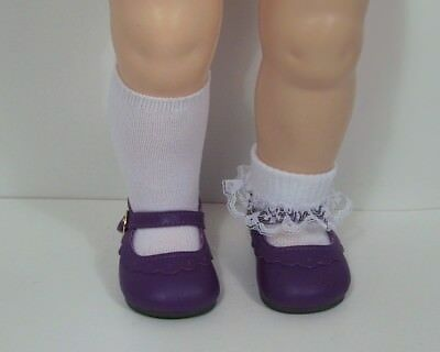 """GRAY Basic Custom Fit Doll Shoes For 22/"""" Saucy Walker Dolls DEBs"""