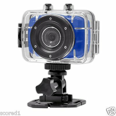 NEW Gear-Pro High-Definition Sport Action Camera 1080p 720p Wide-Angle Camcorder