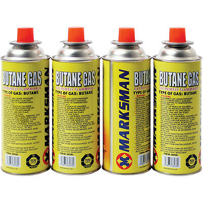 Butane Gas Bottles Canisters Ideal For Portable Stoves Grills Heaters Flames New