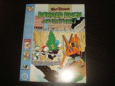CARL BARKS LIBRARY - WALT DISNEY'S DONALD DUCK ADVENTURES #11  - Gladstone Album