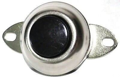 horn button switch chrome plated for Peterbilt Kenworth Freightliner train horn