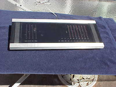 Classic! Bang & Olufsen Beomaster 1600 receiver. Clean! Works!