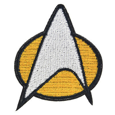 Star Trek Fleet Crew Iron On Patch Insignia Movie Film Cosplay Logo Costume Kirk