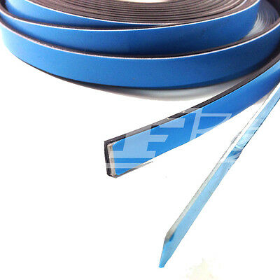 10 Meter Magnetic Tape & Steel Tape Secondary Glazing Kit For White Window Frame