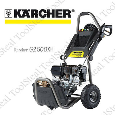 Karcher G 2600 XH Expert Series 2600PSI 2.5GPM Gas Pressure Washer NEW!! HONDA !