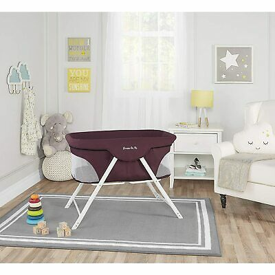 Baby Trend Nursery Center, Tanzania Crib Bed Bassinet Portable