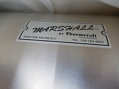 Marshall Thermcraft Tube Furnace Model 1079 **Brand New**