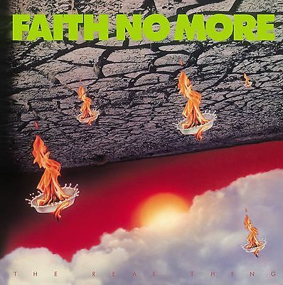 Faith No More - The Real Thing - 180gram Audiophile Vinyl LP *NEW & SEALED*