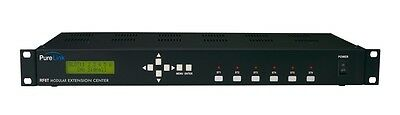Purelink RF6 Rack Mountable 1RU Frame for RF Full HD Extenders (single PSU)