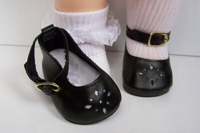 """Debs 2-Tone PURPLE /& PINK Saddle Doll Shoes For Knickerbocher/'s 16/"""" Terri Lee"""
