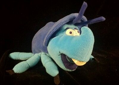 """Disney Store Dim 7""""  Mini Bean Bag New w/ tags The Bugs Life Collection"""