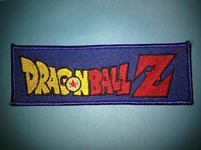 Vintage 1990's Dragon Ball Z Cartoon Iron On Hat Jacket Patch Japanamation
