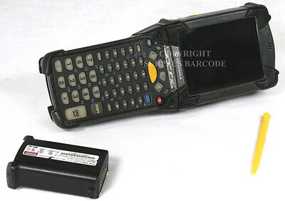 Symbol Motorola MC9090-KU0HJEFA6WR Wireless Barcode Scanner Windows Mobile 5.0