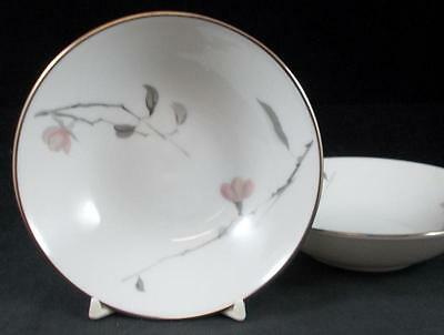 Rosenthal JAPANESE QUINCE 2 large Coupe Soup Bowls 3725 GREAT CONDITION