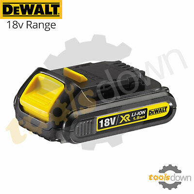 NEW Genuine DeWALT DCB185 18V 1.3AH XR LI-ION Battery