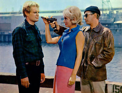 Man From Uncle David Mccallum Janet Leigh The Spy In The Green Hat Photo