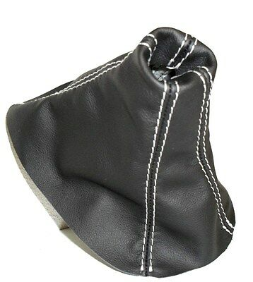 FOCUS FORD  2012 + GAITER GEAR AND BLACK LEATHER AND GREY SEAMS made in Italy