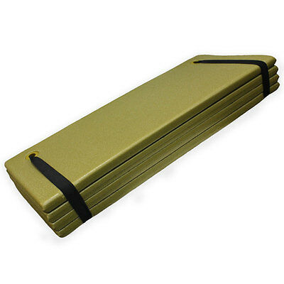 British Army Folding Camping Camping Thermal Sleeping Bag Single Mat Mattress