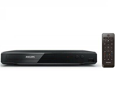 Philips BDP3502/F7 4K UHD Upconversion Blu-Ray DVD Player HDMI USB Connectivity