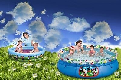 Mickey Mouse Swimming Pool Kinderpool Paddling Pool Swimming Pool Pool