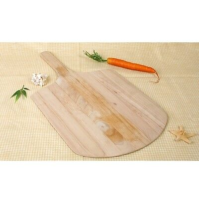 """Thunder Group WOODEN PIZZA PEEL 14 inch X 16"""" BLADE, 24"""" OVERALL WDPP1424 NEW"""
