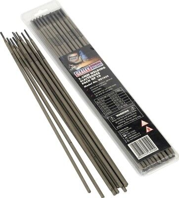 Sealey Welding Electrodes 3.2 x 300mm Pack of 10