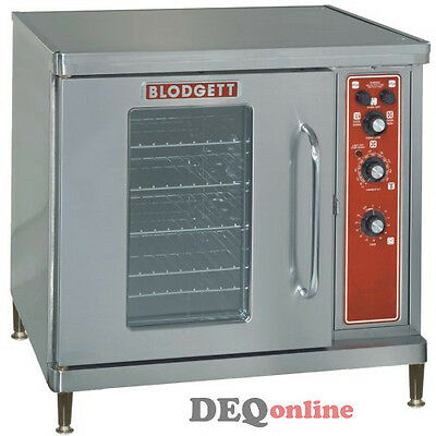 Blodgett CTB Single Half-Single Electric Convection Oven