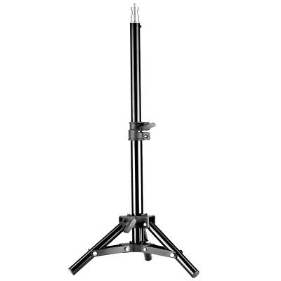 """Neewer Mini Aluminum Photography Black Light Stands with 32"""" Max Height"""
