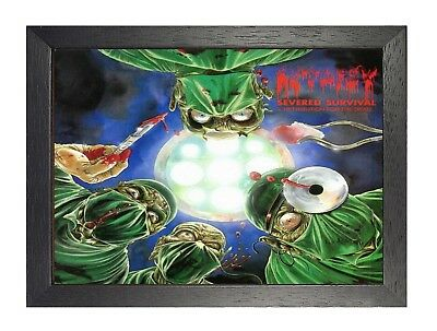 12 Autopsy Artwork Heavy Metal Legends Print Rock Band Picture Music Poster